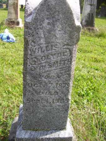 SMITH, WILLIS CLYDE - Tazewell County, Illinois | WILLIS CLYDE SMITH - Illinois Gravestone Photos