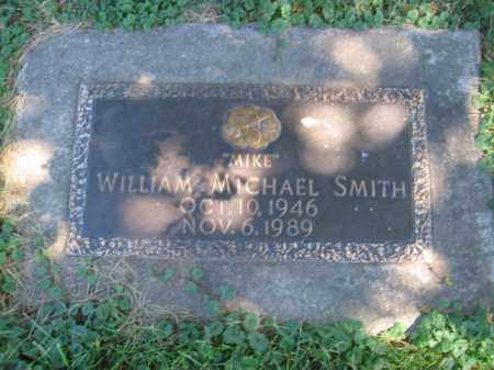SMITH, WILLIAM MICHAEL - Tazewell County, Illinois   WILLIAM MICHAEL SMITH - Illinois Gravestone Photos