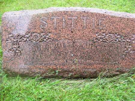 STITTIG, LILLIAN MAE - Tazewell County, Illinois | LILLIAN MAE STITTIG - Illinois Gravestone Photos