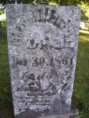 SUNDERLAND, ISAAC - Tazewell County, Illinois | ISAAC SUNDERLAND - Illinois Gravestone Photos