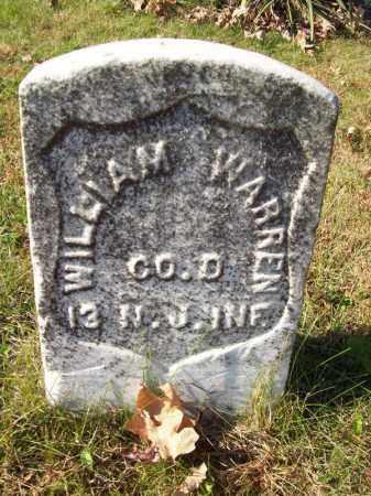 WARREN, WILLIAM - Tazewell County, Illinois | WILLIAM WARREN - Illinois Gravestone Photos