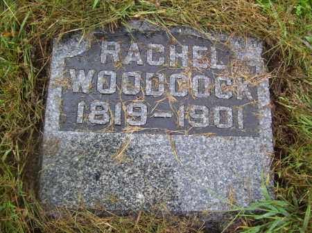 WOODCOCK, RACHEL - Tazewell County, Illinois | RACHEL WOODCOCK - Illinois Gravestone Photos