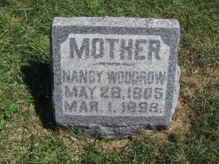 WOODROW, NANCY - Tazewell County, Illinois | NANCY WOODROW - Illinois Gravestone Photos