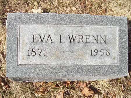 WRENN, EVA I - Tazewell County, Illinois | EVA I WRENN - Illinois Gravestone Photos