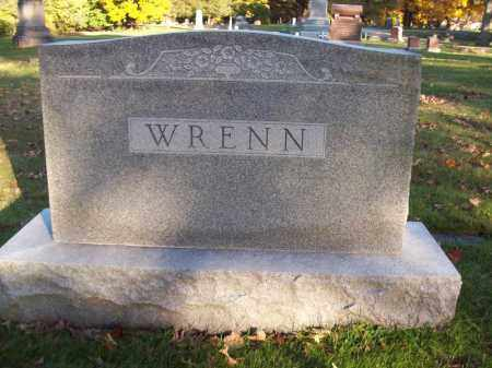 WRENN, FAMILY MONUMENT - Tazewell County, Illinois | FAMILY MONUMENT WRENN - Illinois Gravestone Photos