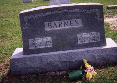 HOSSELTON BARNES, ELEANORA MAY - Wayne County, Illinois | ELEANORA MAY HOSSELTON BARNES - Illinois Gravestone Photos
