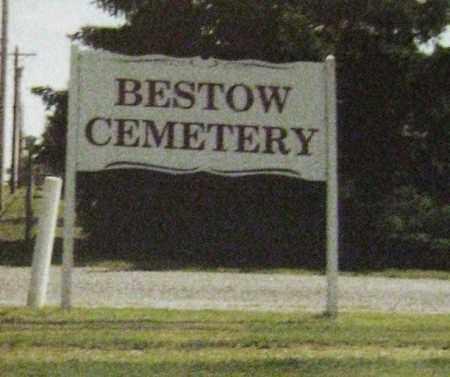 BESTOW, CEMETERY - Wayne County, Illinois | CEMETERY BESTOW - Illinois Gravestone Photos