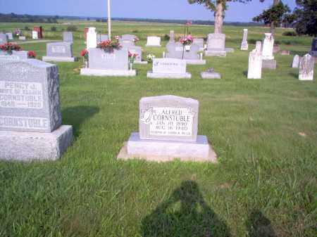 CORNSTUBLE, ALFRED J - Wayne County, Illinois | ALFRED J CORNSTUBLE - Illinois Gravestone Photos