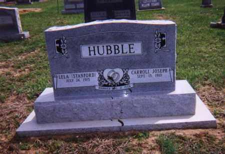 HUBBLE, LELA - Wayne County, Illinois | LELA HUBBLE - Illinois Gravestone Photos