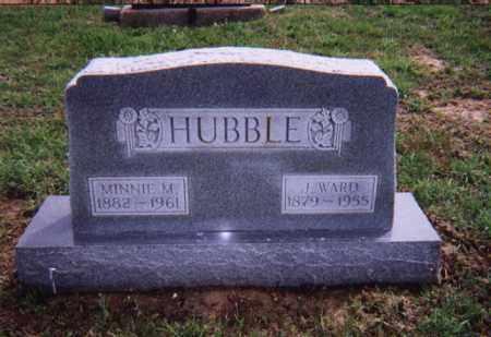 HUBBLE, MINNIE MAY - Wayne County, Illinois | MINNIE MAY HUBBLE - Illinois Gravestone Photos