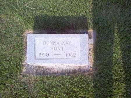 HUNT, DONNA K - Wayne County, Illinois   DONNA K HUNT - Illinois Gravestone Photos