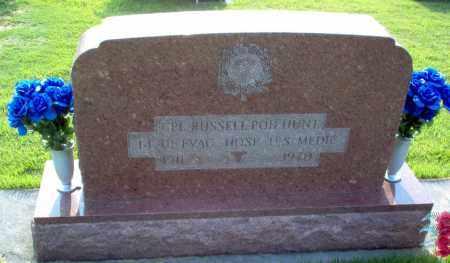 "HUNT, RUSSELL ""POD"" - Wayne County, Illinois | RUSSELL ""POD"" HUNT - Illinois Gravestone Photos"
