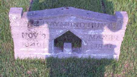 HUNT, WILLIAM RAYMOND - Wayne County, Illinois   WILLIAM RAYMOND HUNT - Illinois Gravestone Photos