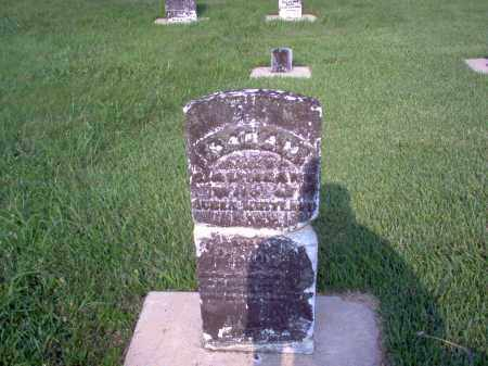 KIRTLAND, SARAH - Wayne County, Illinois | SARAH KIRTLAND - Illinois Gravestone Photos