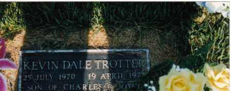 TROTTER, KEVIN DALE - Wayne County, Illinois | KEVIN DALE TROTTER - Illinois Gravestone Photos