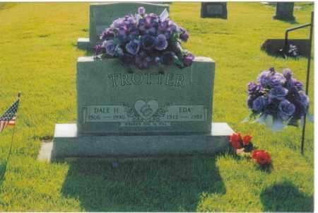TROTTER, DALE H - Wayne County, Illinois | DALE H TROTTER - Illinois Gravestone Photos