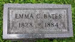 BATES, EMMA - Whiteside County, Illinois   EMMA BATES - Illinois Gravestone Photos