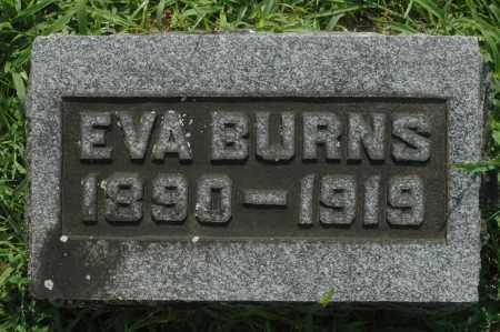 BURNS, EVA - Whiteside County, Illinois | EVA BURNS - Illinois Gravestone Photos