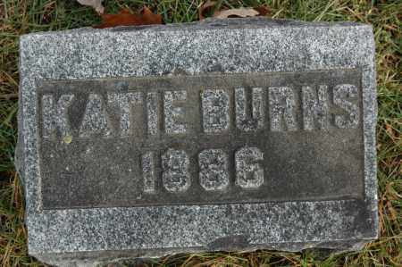 BURNS, KATIE - Whiteside County, Illinois   KATIE BURNS - Illinois Gravestone Photos