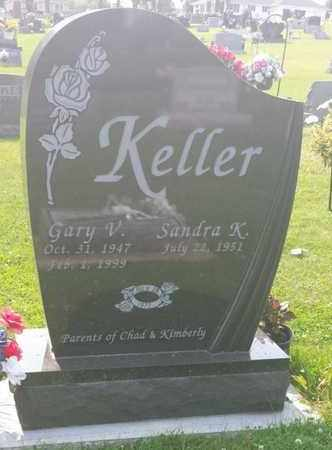 KELLER, GARY - Whiteside County, Illinois | GARY KELLER - Illinois Gravestone Photos