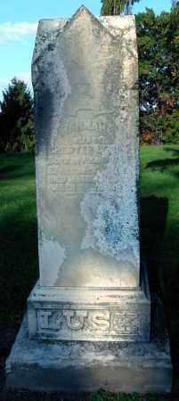 LUSK, HANNAH - Whiteside County, Illinois | HANNAH LUSK - Illinois Gravestone Photos