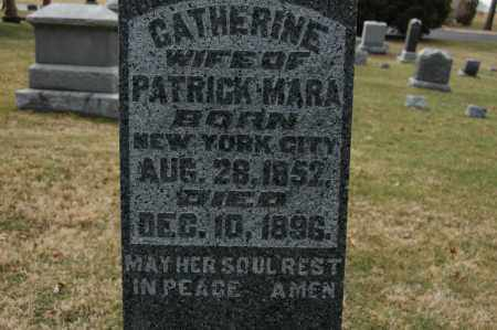 MARA, CATHERINE - Whiteside County, Illinois | CATHERINE MARA - Illinois Gravestone Photos
