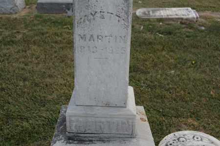 MARTIN, FAYETTE - Whiteside County, Illinois | FAYETTE MARTIN - Illinois Gravestone Photos