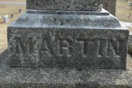 MARTIN, FAMILY MONUMENT - Whiteside County, Illinois | FAMILY MONUMENT MARTIN - Illinois Gravestone Photos