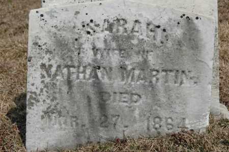 MARTIN, SARAH - Whiteside County, Illinois | SARAH MARTIN - Illinois Gravestone Photos