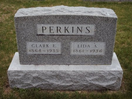 KLINGENSMITH PERKINS, LIDA A. - Whiteside County, Illinois | LIDA A. KLINGENSMITH PERKINS - Illinois Gravestone Photos