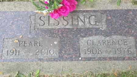 SISSING, PEARL - Whiteside County, Illinois | PEARL SISSING - Illinois Gravestone Photos