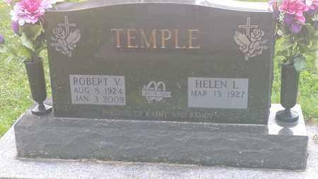 TEMPLE, HELEN L. - Whiteside County, Illinois | HELEN L. TEMPLE - Illinois Gravestone Photos