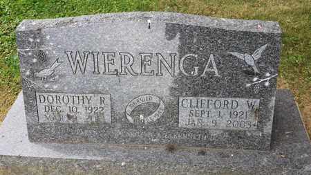 WIERENGA, DOROTHY - Whiteside County, Illinois | DOROTHY WIERENGA - Illinois Gravestone Photos
