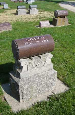 DAVIS, LOUIS J. - Will County, Illinois | LOUIS J. DAVIS - Illinois Gravestone Photos