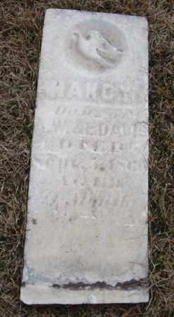 DAVIS, NANCY - Will County, Illinois | NANCY DAVIS - Illinois Gravestone Photos