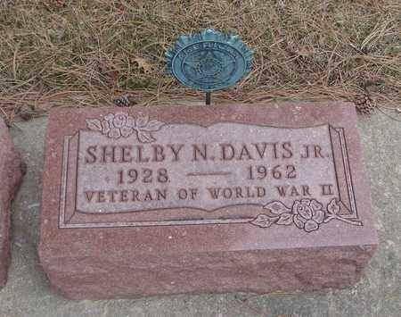 DAVIS, SHELBY N.  JR. - Will County, Illinois   SHELBY N.  JR. DAVIS - Illinois Gravestone Photos
