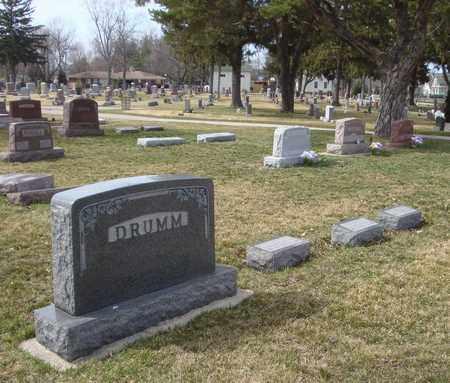 DRUMM, MAUD - Will County, Illinois | MAUD DRUMM - Illinois Gravestone Photos
