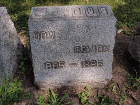ELWOOD, DOW GAVION - Will County, Illinois   DOW GAVION ELWOOD - Illinois Gravestone Photos