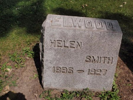 ELWOOD, HELEN - Will County, Illinois | HELEN ELWOOD - Illinois Gravestone Photos