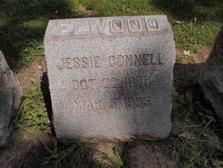 ELWOOD, JESSIE - Will County, Illinois | JESSIE ELWOOD - Illinois Gravestone Photos