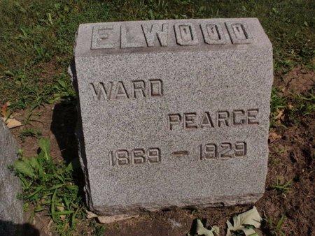 ELWOOD, WARD PEARCE - Will County, Illinois   WARD PEARCE ELWOOD - Illinois Gravestone Photos