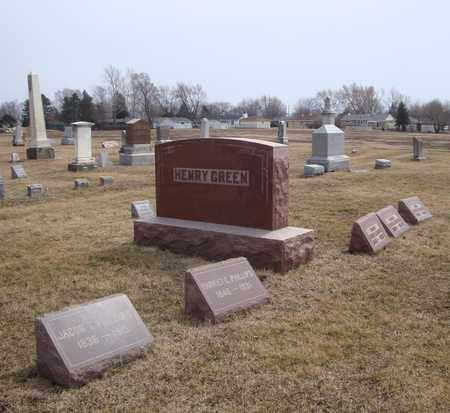 GREEN, HENRY A. - Will County, Illinois | HENRY A. GREEN - Illinois Gravestone Photos