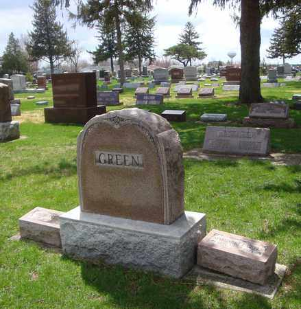 GREEN, EMERY J. - Will County, Illinois   EMERY J. GREEN - Illinois Gravestone Photos