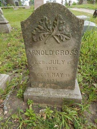 GROSS, ARNOLD - Will County, Illinois | ARNOLD GROSS - Illinois Gravestone Photos