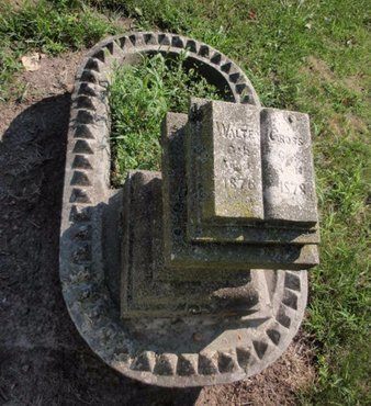 GROSS, WALTER - Will County, Illinois   WALTER GROSS - Illinois Gravestone Photos