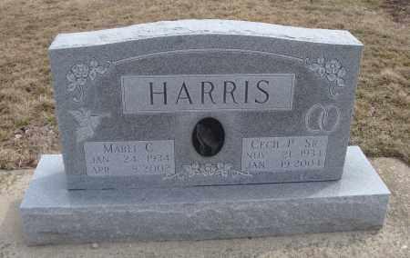 HARRIS, CECIL P. SR. - Will County, Illinois | CECIL P. SR. HARRIS - Illinois Gravestone Photos