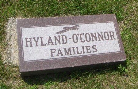 HYLAND, UNKNOWN - Will County, Illinois | UNKNOWN HYLAND - Illinois Gravestone Photos