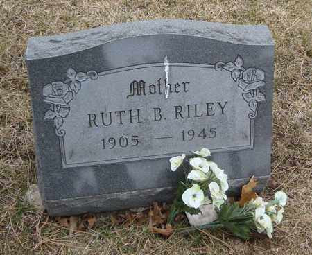RILEY, RUTH B. - Will County, Illinois | RUTH B. RILEY - Illinois Gravestone Photos