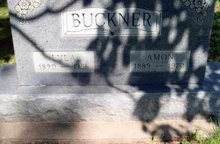 BUCKNER, LULA - Williamson County, Illinois | LULA BUCKNER - Illinois Gravestone Photos