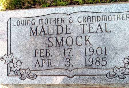 SMOCK, MAUDE - Williamson County, Illinois | MAUDE SMOCK - Illinois Gravestone Photos